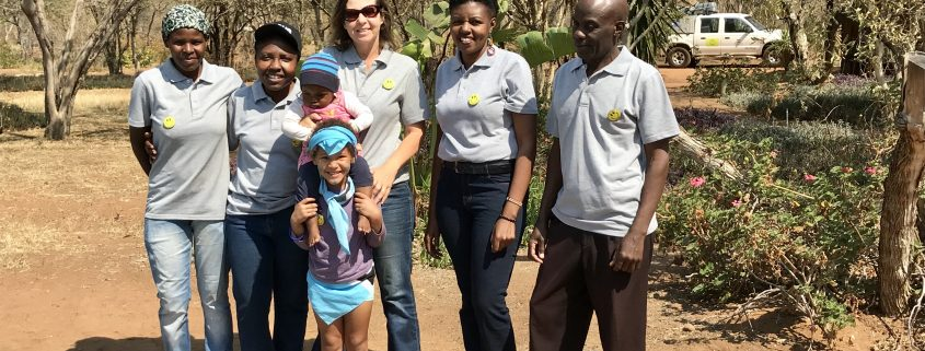 The Tourism Friendly team at African Casa