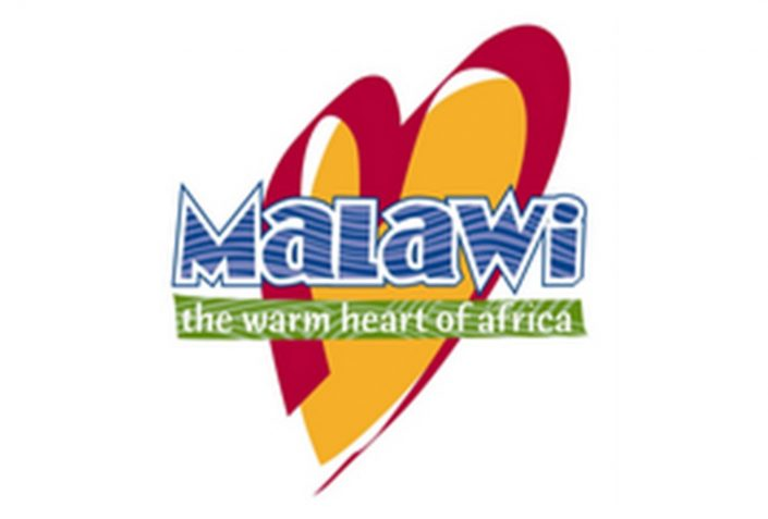 Het logo van Malawi Tourism