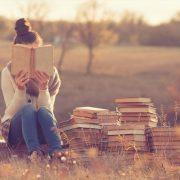 Lezen in de natuur
