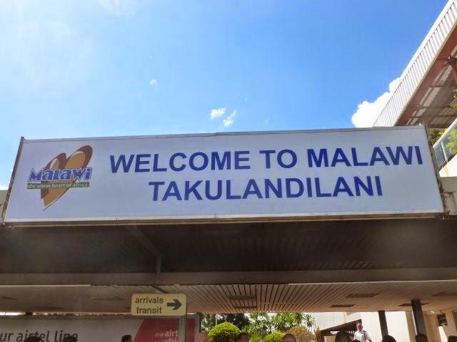 Welkom in Malawi